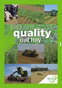 Producing Quality Oat Hay 2016